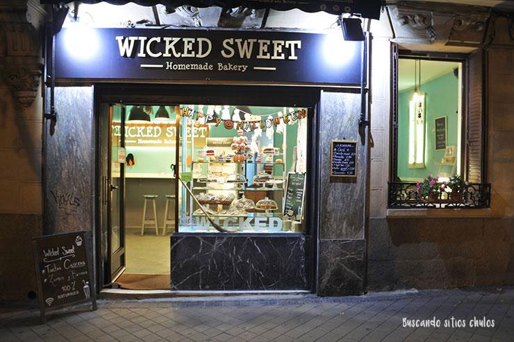 Wicked Sweet una pastelería de Madrid