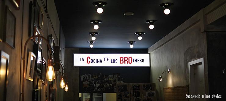 Hamburguesería BRO Room en Barcelona
