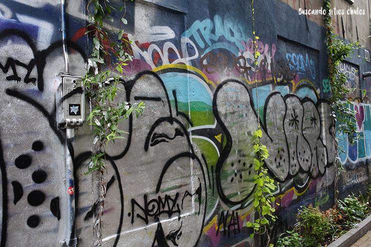 Street art en Ámsterdam