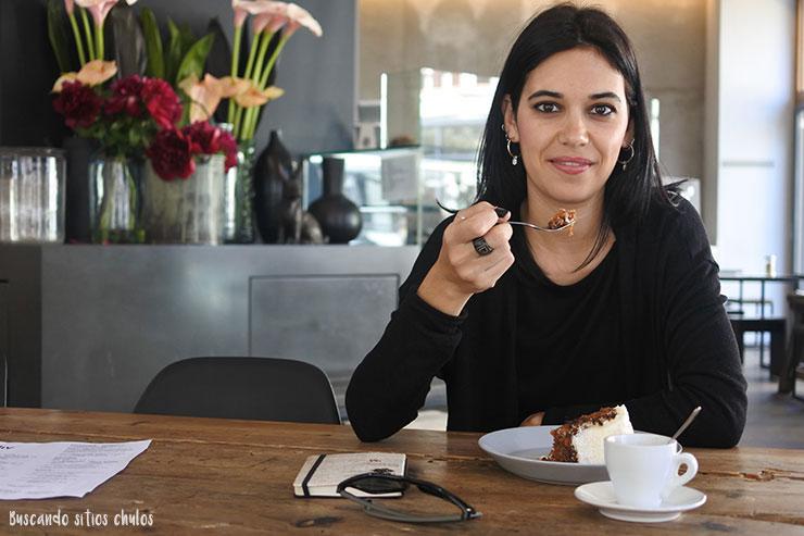 Cafeterías con tarta en Berlín
