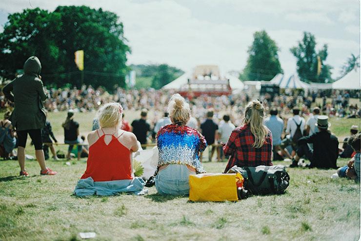 Planes chulos para el verano, ir a festivales de música