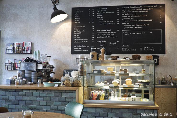 Kaffee Bar en Berlín