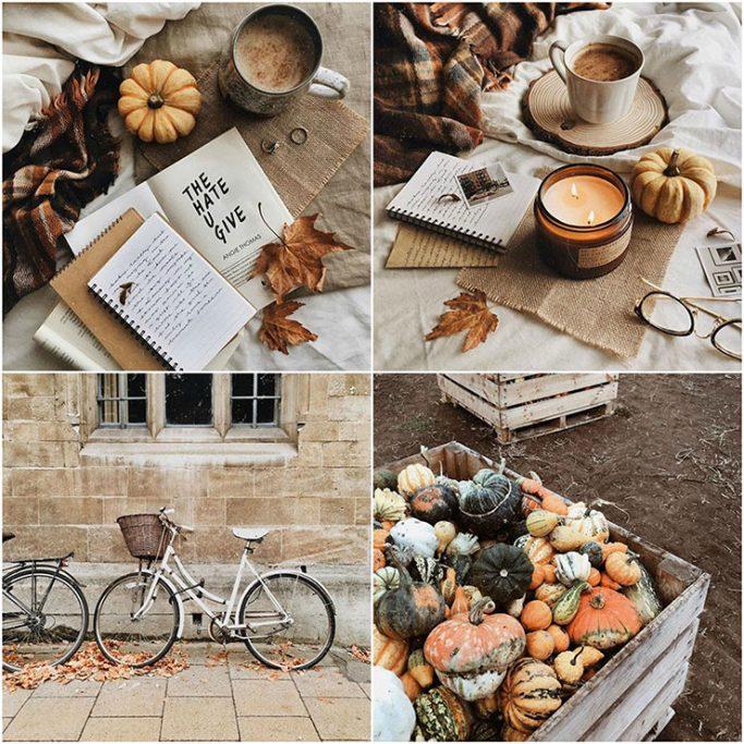 Fotografías de otoño