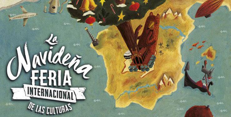 Feria Internacional de las Culturas en Madrid