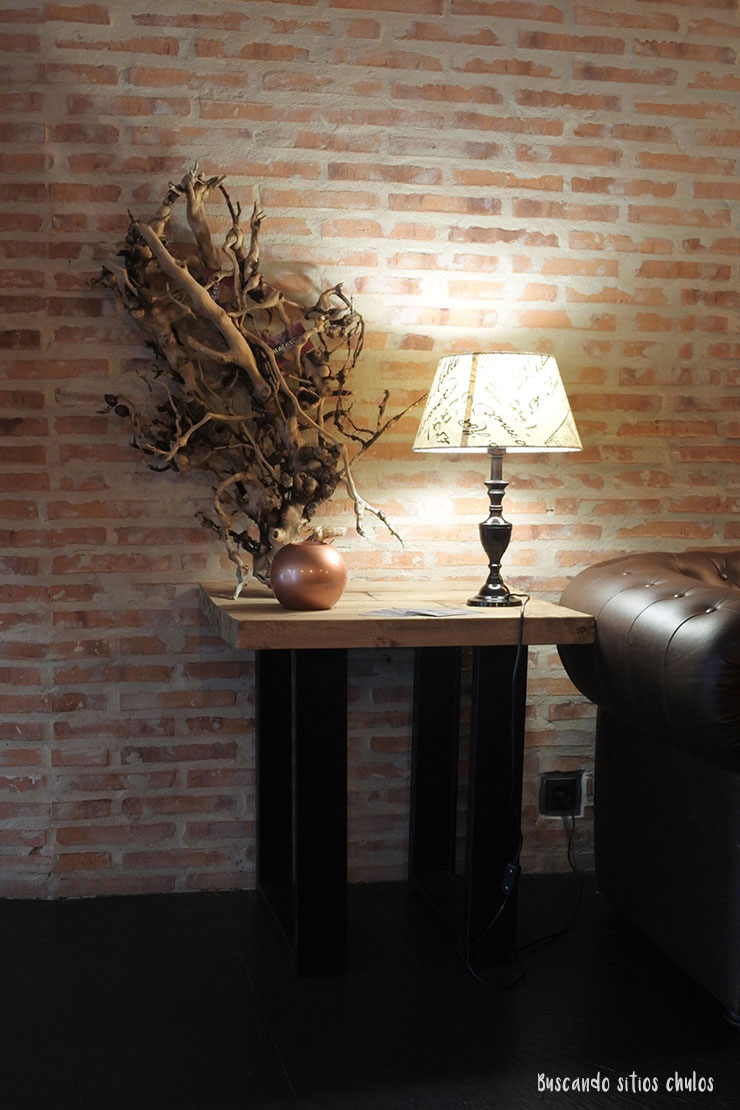 Detalles decorativos en HacheQú Valladolid