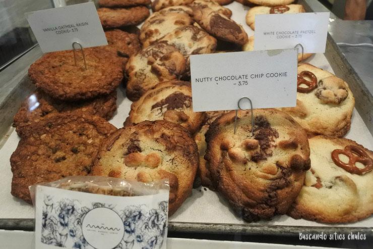 Cookies de Maman