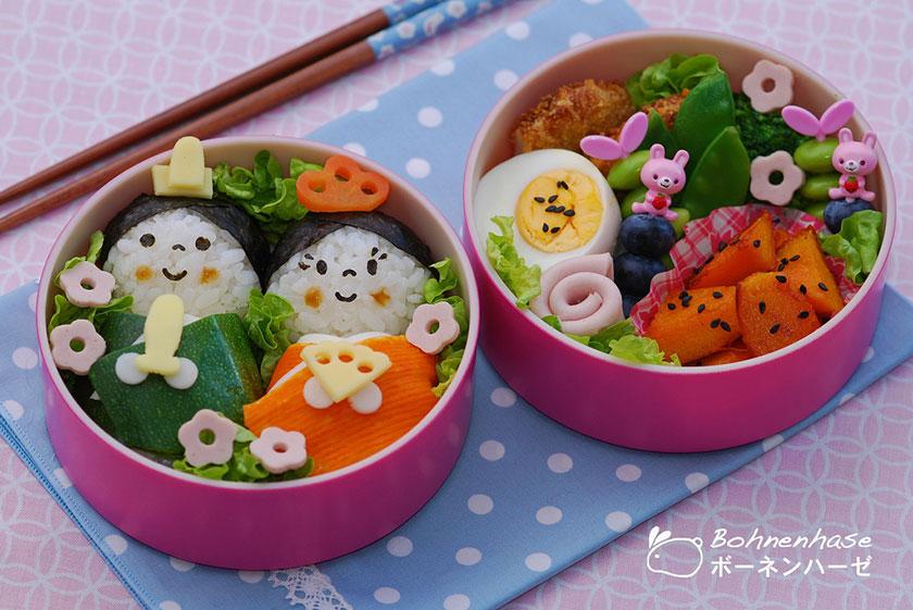 Bento kyaraben la comida japonesa más chula