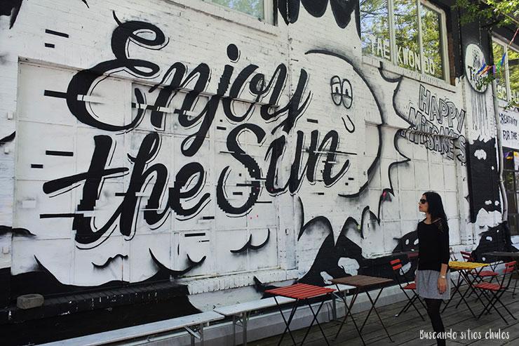 Mural en Urban Spree