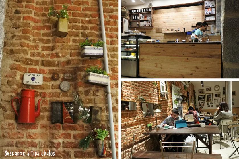 Boconó Specialty Coffee en Madrid