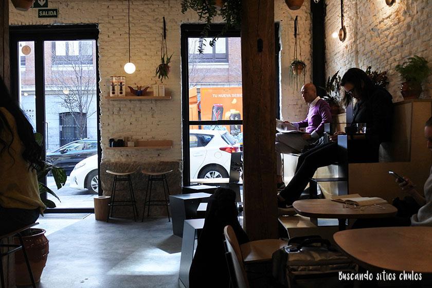 Misión Café en Madrid