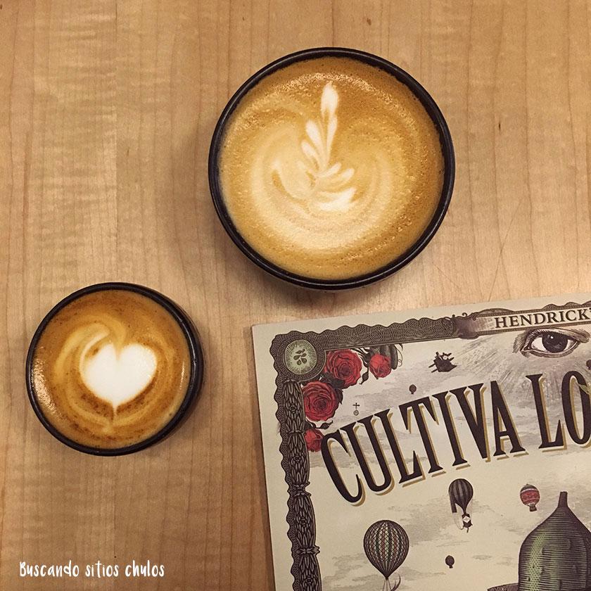 Cafés de especialidad en Misión Café