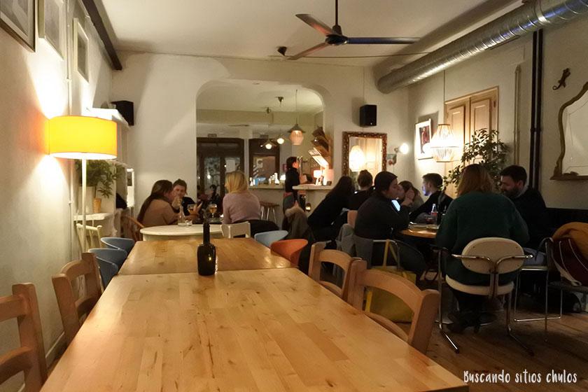 Restaurantes chulos en Madrid - Nanai