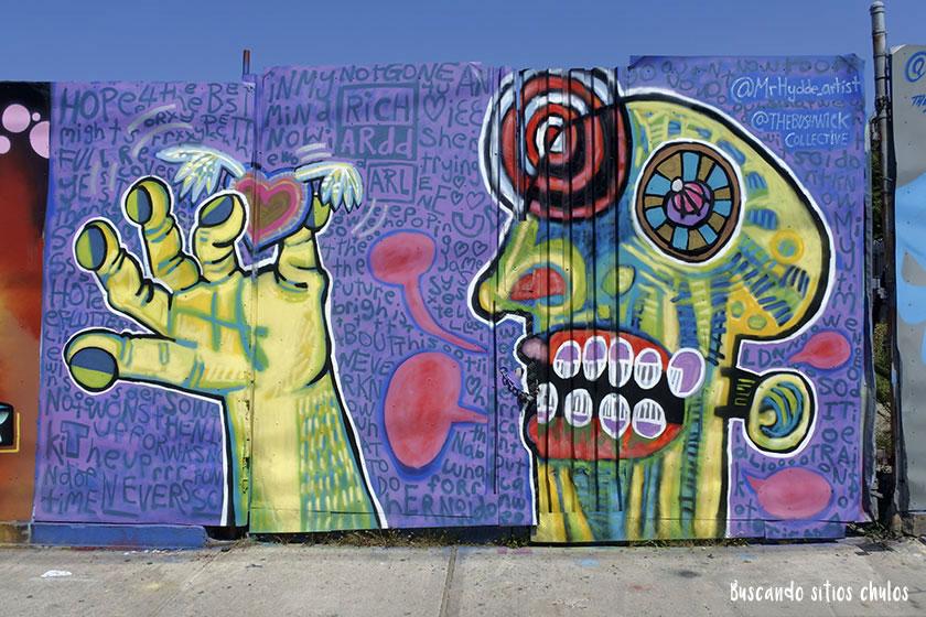 Mural Bushwick Collective
