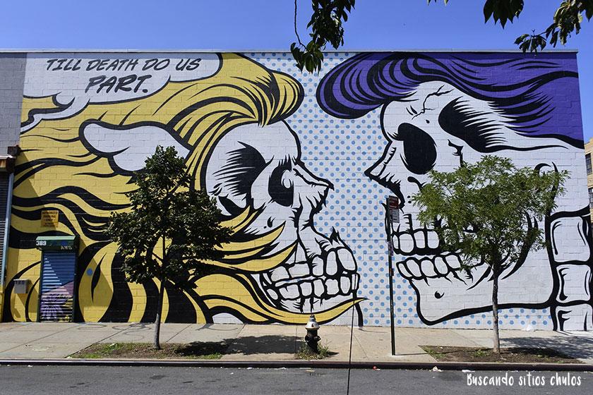 Arte Urbano Bushwick Collective