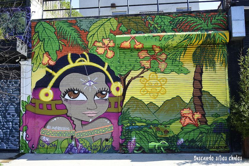 Street Art Bushwick Collective