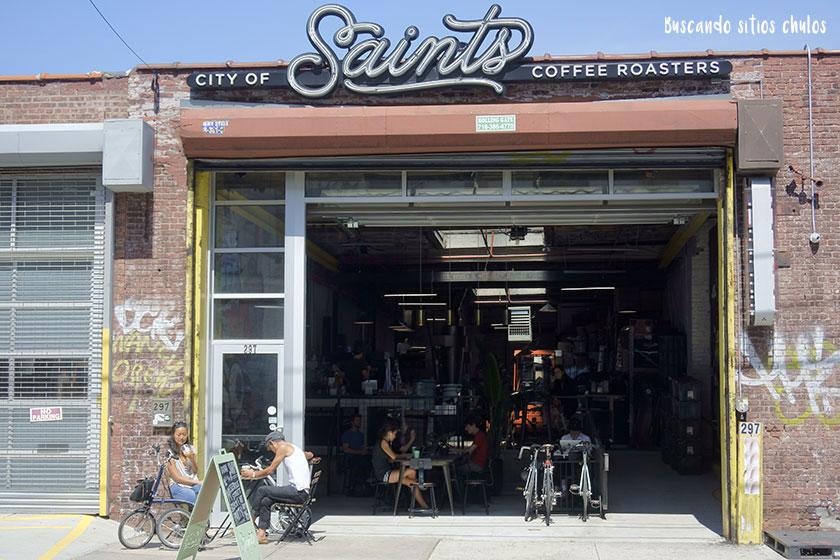 City of Saints Coffe Roasters