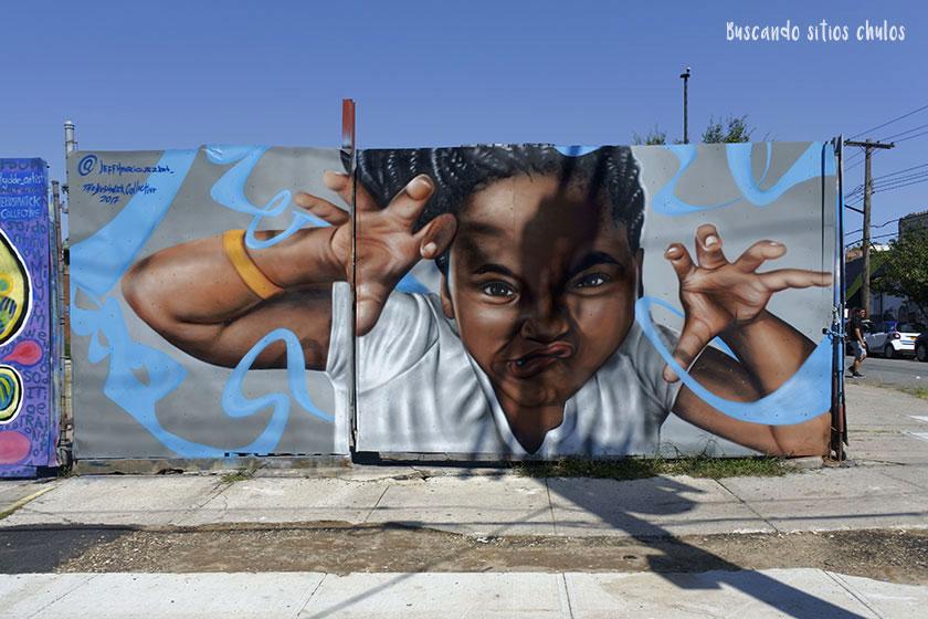 Graffiti Bushwick Collective