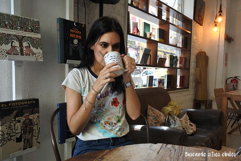 Cafeterías chulas en Gijón