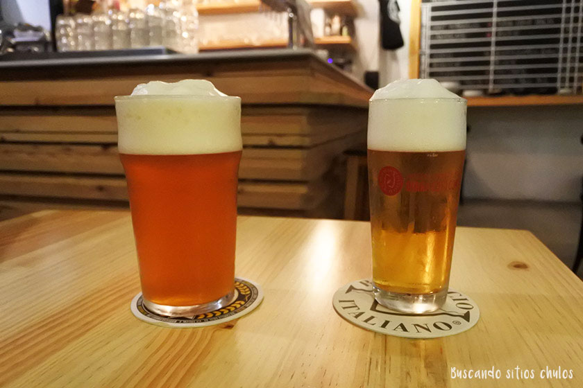 Sitios chulos con cerveza artesana en Valencia
