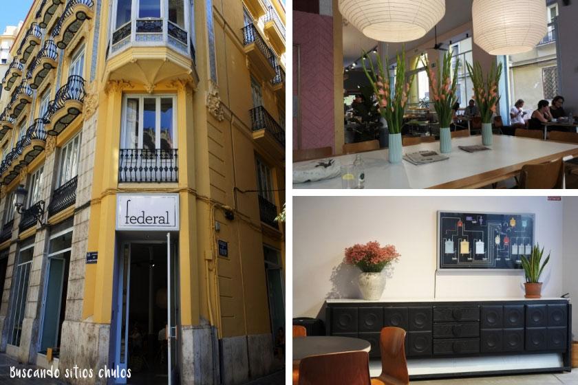 Federal Café en Valencia