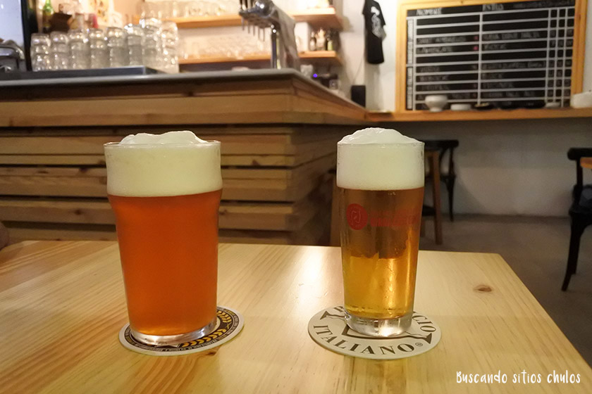 Cervezas en Ruzanuvol Craft Beer