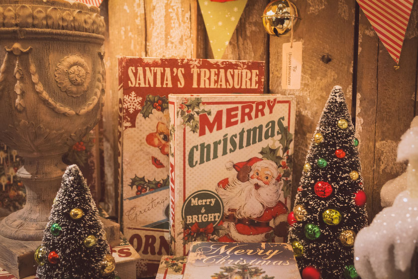 Visitar Mercados de Navidad
