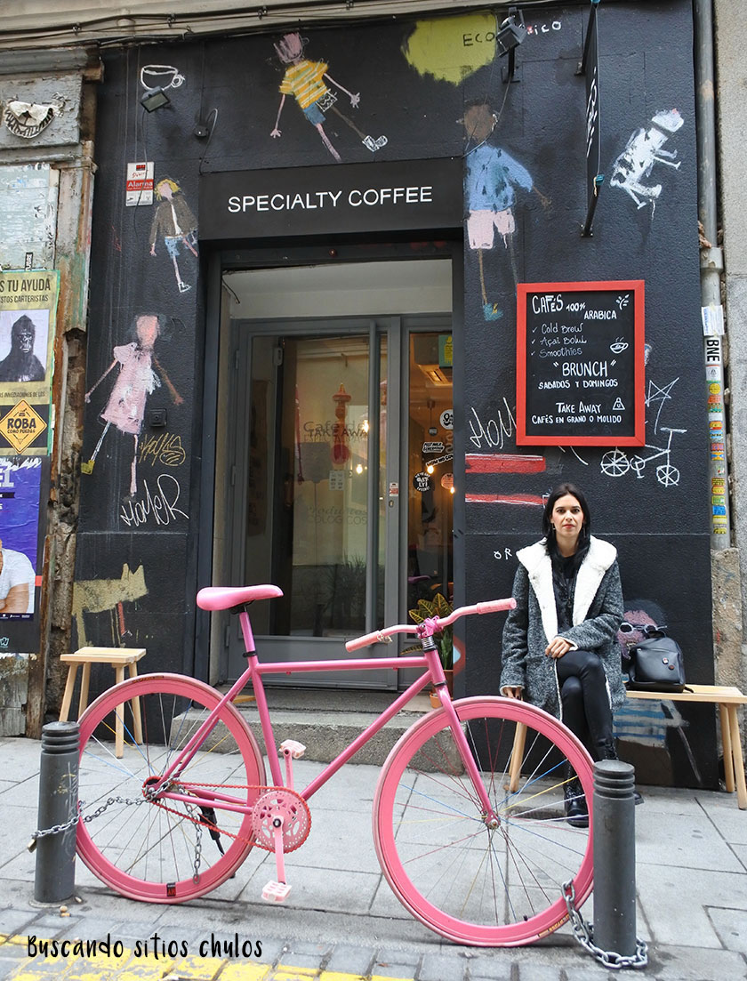 Urbano Specialty Coffee en Madrid