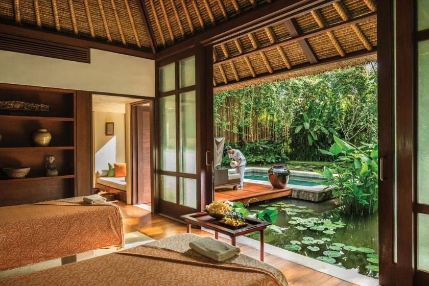 Interior del hotel Bali at Sayan
