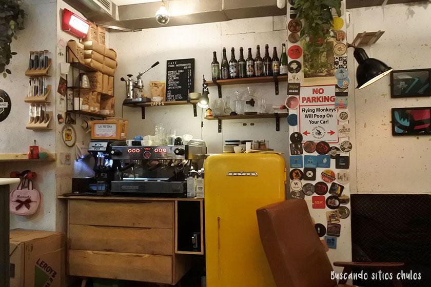 Bihotz Café en Bilbao