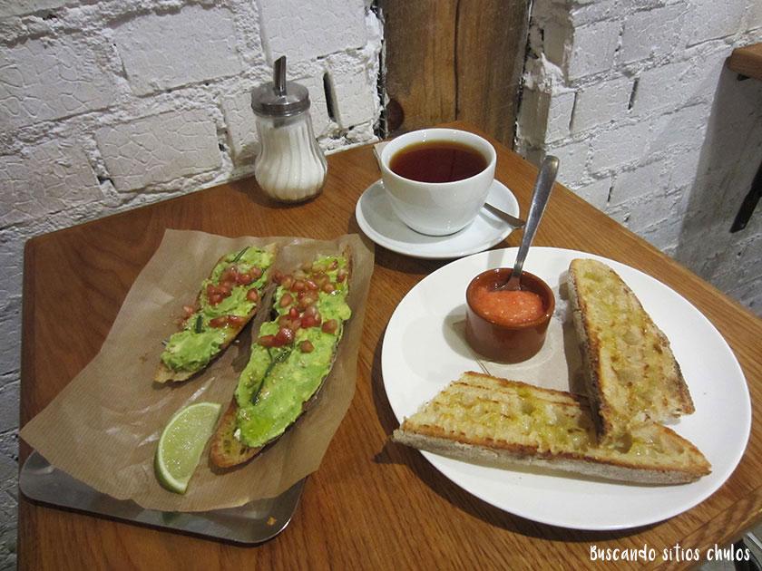 Toma Café en Madrid