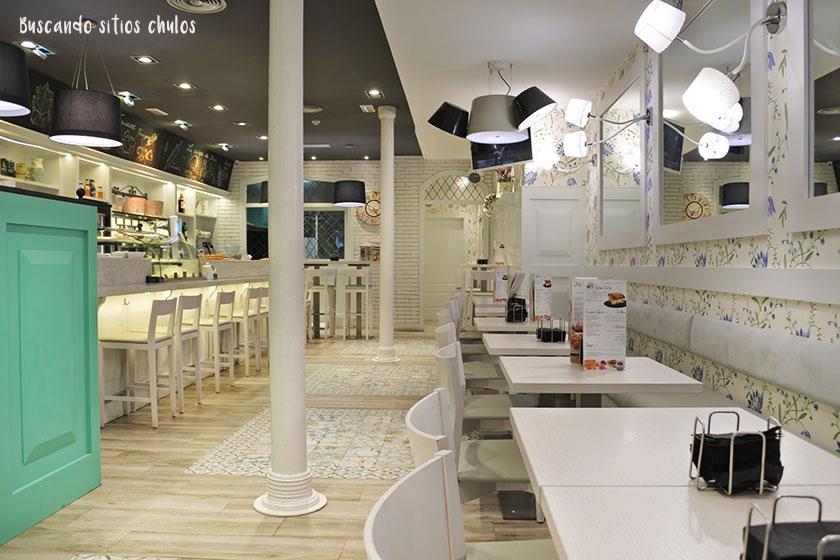 Wiché Café Bakery en Bilbao