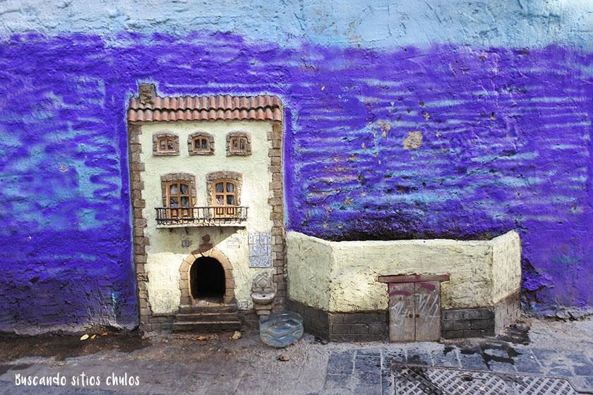 Arte callejero en Valencia
