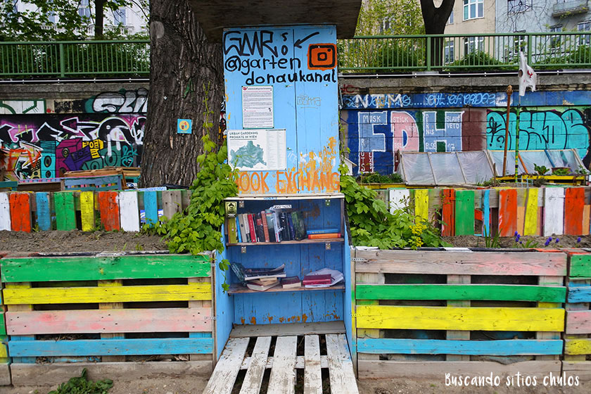 Arte urbano en Viena