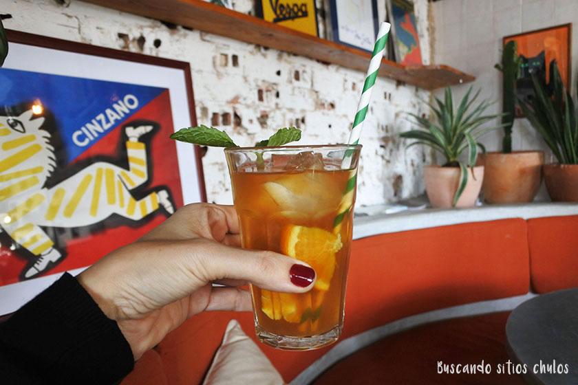 Café Janis en Lisboa