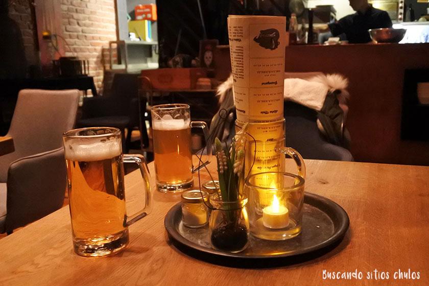Sitios chulos con cerveza artesana en Viena