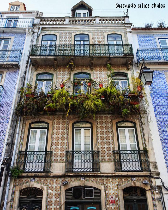 Edificios de Lisboa