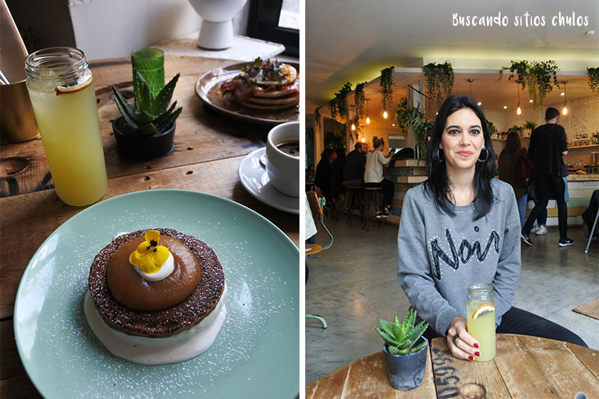 Brunch en Fauna & Flora