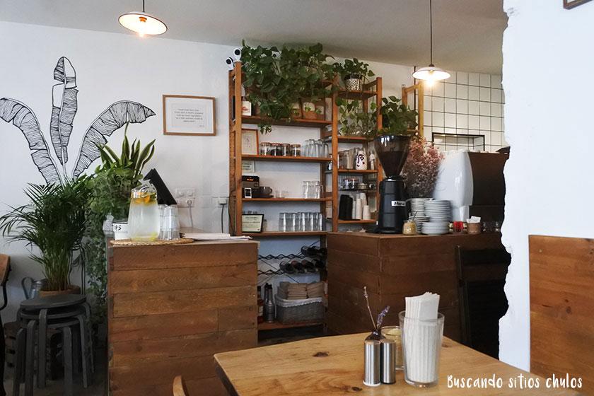 Heim Cafe en Lisboa