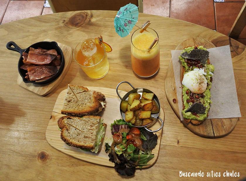 Sitios chulos para tomar el brunch en Barcelona
