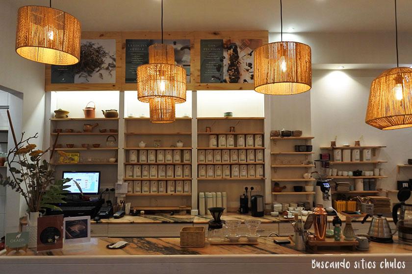 Okaeri, el merjor sitio para tomar té en Gijón