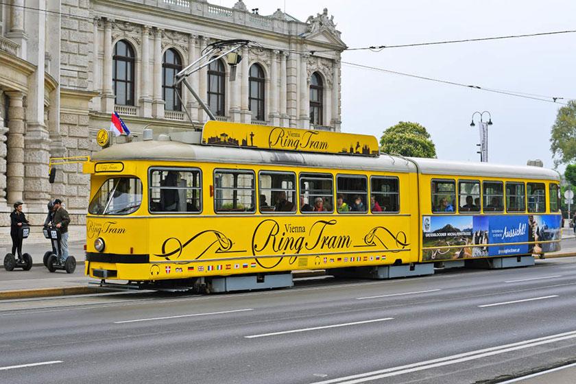 Tranvía turístico de Viena