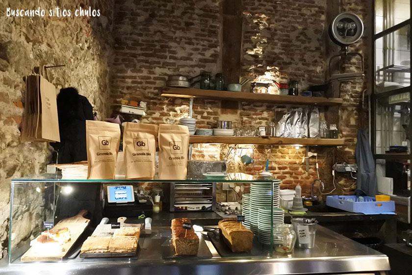 Pum Pum Café en Madrid