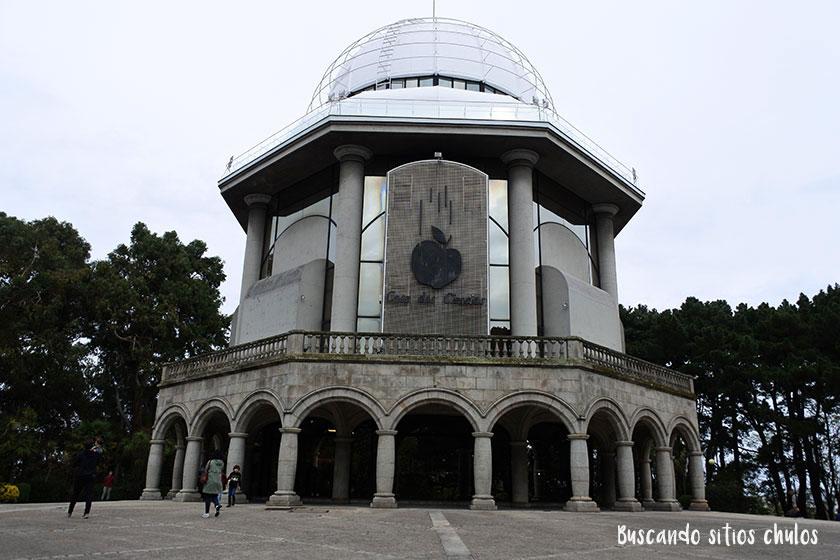 Casa das Ciencias en La Coruña