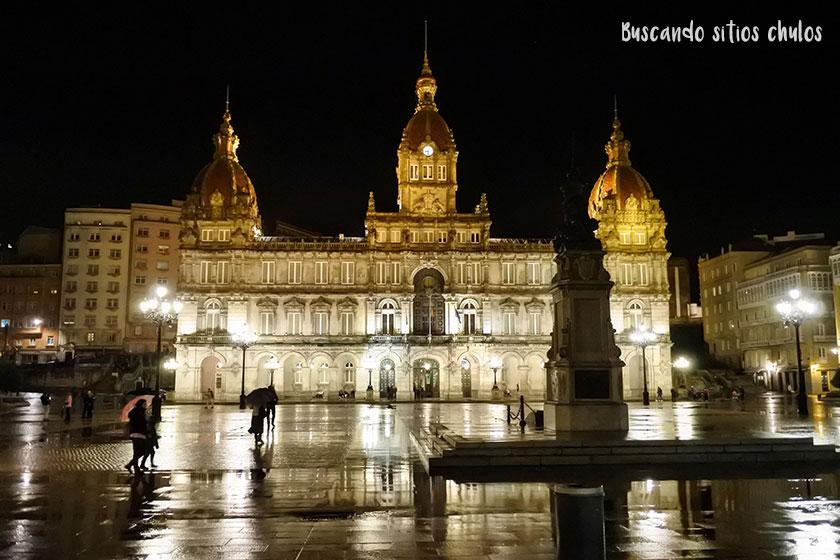 Cosas chulas que ver y hacer en La Coruña
