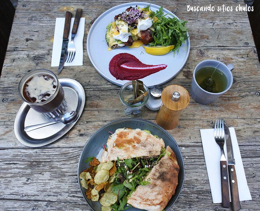Sitios chulos para tomar el brunch y desayunar en Berlín