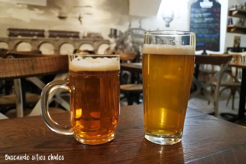Cerveza artesana en Bratislava: Žil VERNE