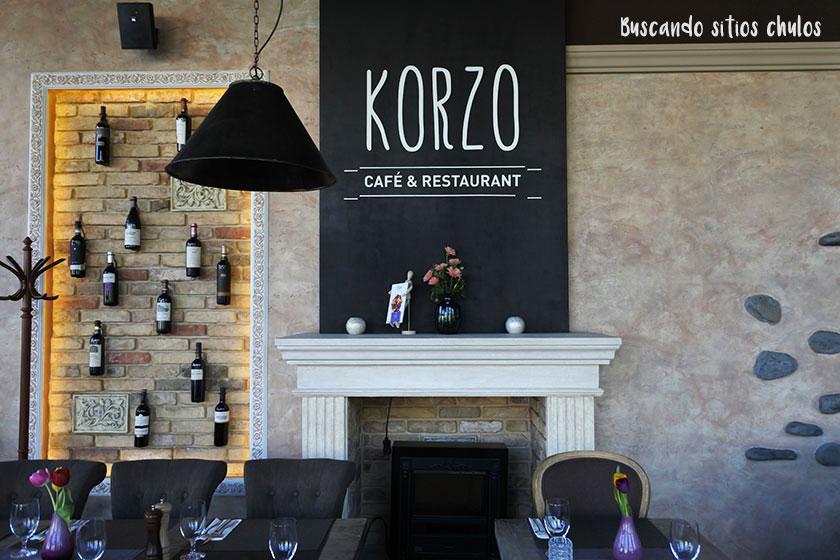 Comer en Bratislava: Korzo Café & Restaurant