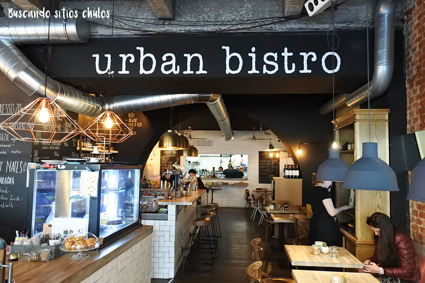 Urban Bistro en Bratislava