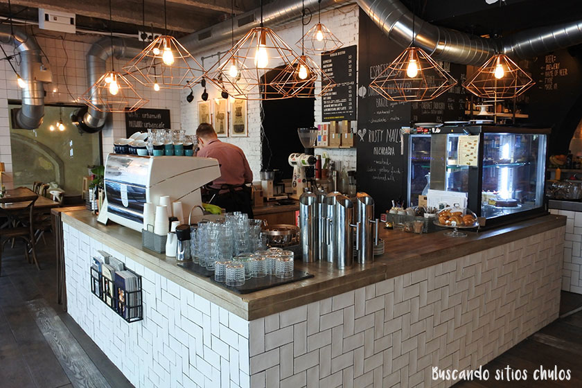 Desayunar en Bratislava: Urban Bistro