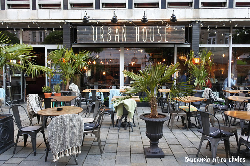 Comer en Bratislava: Urban House